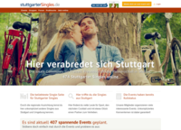 Stuttgarter Singles Screenshot